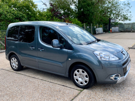 Peugeot Partner TEPEE S HDI Wheelchair Accessible Vehicle WAV 7