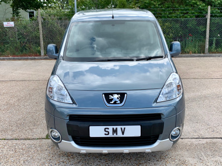 Peugeot Partner TEPEE S HDI Wheelchair Accessible Vehicle WAV 8