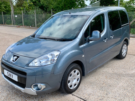 Peugeot Partner TEPEE S HDI Wheelchair Accessible Vehicle WAV 9