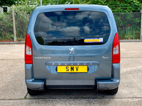 Peugeot Partner TEPEE S HDI Wheelchair Accessible Vehicle WAV 12