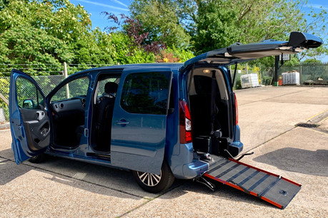 Peugeot Partner 2016 HORIZON RS / TEPEE ACTIVE Wheelchair Accessible Vehicle WAV