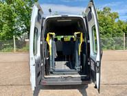 Renault Trafic 2014 LH29 DCI H/R Wheelchair Accessible Vehicle WAV 5
