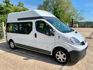 Renault Trafic 2014 LH29 DCI H/R Wheelchair Accessible Vehicle WAV 13