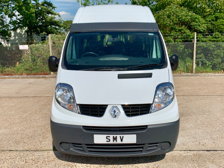 Renault Trafic 2014 LH29 DCI H/R Wheelchair Accessible Vehicle WAV 14