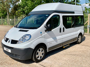 Renault Trafic 2014 LH29 DCI H/R Wheelchair Accessible Vehicle WAV 15