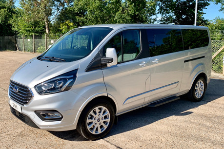 Ford Tourneo Custom L2 170ps TDCi Titanium X Wheelchair Accessible Vehicle WAV