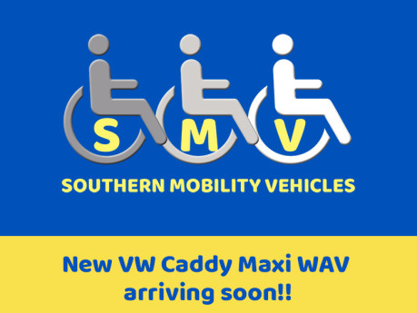 Volkswagen Caddy Maxi Life 102ps DSG Auto Wheelchair Accessible Vehicle WAV 1