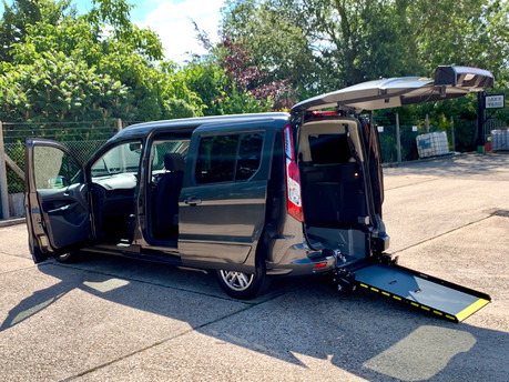 Ford Grand Tourneo Connect LWB Titanium Wheelchair Accessible Vehicle WAV