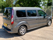 Ford Grand Tourneo Connect LWB Titanium Wheelchair Accessible Vehicle WAV 12