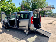 Fiat Doblo 2012 MYLIFE Wheelchair Accessible Vehicle WAV 1