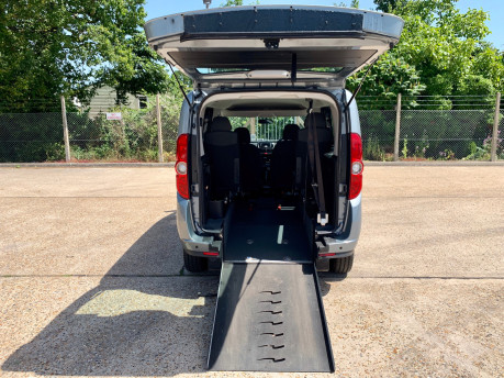 Fiat Doblo 2012 MYLIFE Wheelchair Accessible Vehicle WAV 3