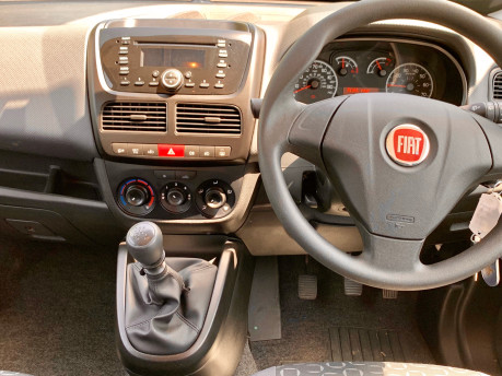 Fiat Doblo 2012 MYLIFE Wheelchair Accessible Vehicle WAV 5