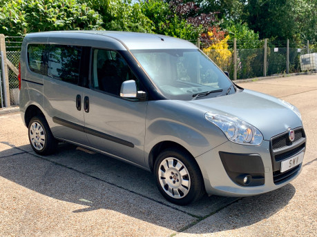 Fiat Doblo 2012 MYLIFE Wheelchair Accessible Vehicle WAV 11
