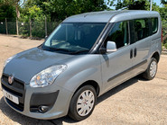 Fiat Doblo 2012 MYLIFE Wheelchair Accessible Vehicle WAV 13