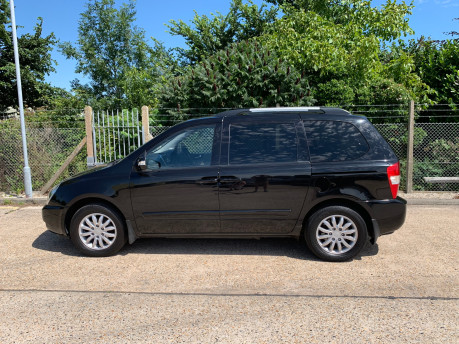 Kia Sedona 2010 3 CRDI wheelchair accessible vehicle WAV 12