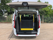 Ford Tourneo Custom Titanium X L2 130ps wheelchair accessible vehicle WAV 3