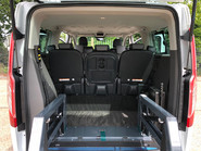 Ford Tourneo Custom Titanium X L2 130ps wheelchair accessible vehicle WAV 12