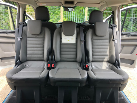 Ford Tourneo Custom Titanium X L2 130ps wheelchair accessible vehicle WAV 13