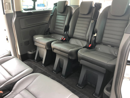 Ford Tourneo Custom Titanium X L2 130ps wheelchair accessible vehicle WAV 14