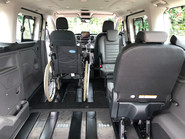 Ford Tourneo Custom Titanium X L2 130ps wheelchair accessible vehicle WAV 10