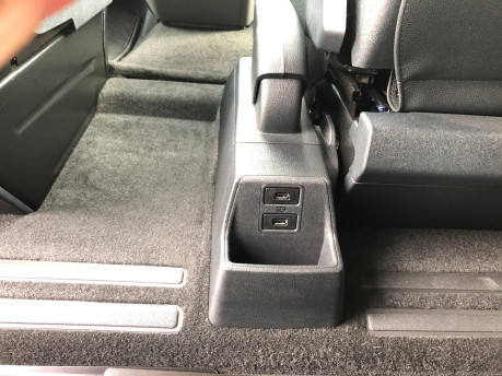 Ford Tourneo Custom Titanium X L2 130ps wheelchair accessible vehicle WAV 34