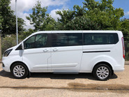 Ford Tourneo Custom Titanium X L2 130ps wheelchair accessible vehicle WAV 37