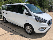 Ford Tourneo Custom Titanium X L2 130ps wheelchair accessible vehicle WAV 38