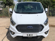 Ford Tourneo Custom Titanium X L2 130ps wheelchair accessible vehicle WAV 39