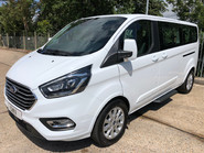 Ford Tourneo Custom Titanium X L2 130ps wheelchair accessible vehicle WAV 2