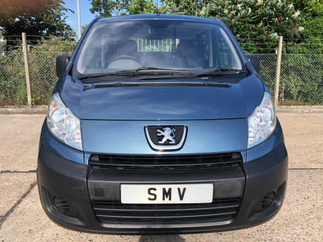 Peugeot Expert 2009 TEPEE COMFORT L1 HDI 6STR Wheelchair Accessible Vehicle WAV 23