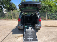 SEAT Alhambra 2014 TDI CR SE LUX DSG Wheelchair Accessible Vehicle WAV 3