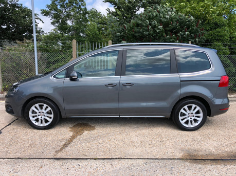 SEAT Alhambra 2014 TDI CR SE LUX DSG Wheelchair Accessible Vehicle WAV 28