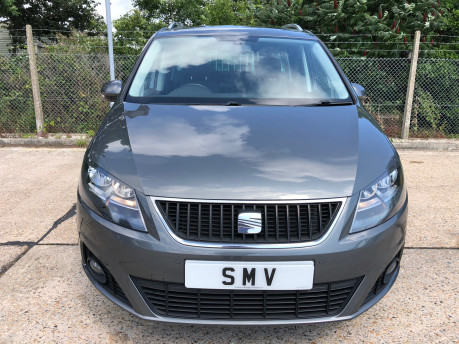 SEAT Alhambra 2014 TDI CR SE LUX DSG Wheelchair Accessible Vehicle WAV 29