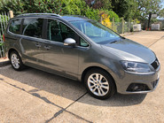 SEAT Alhambra 2014 TDI CR SE LUX DSG Wheelchair Accessible Vehicle WAV 31