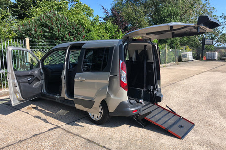 Ford Tourneo Connect 2016 ZETEC TDCI Wheelchair Accessible Vehicle WAV