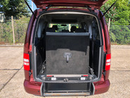 Volkswagen Caddy Maxi Life 2014 C20 LIFE TDI wheelchair & scooter accessible vehicle WAV 7