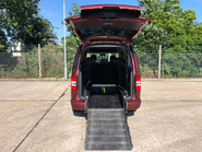 Volkswagen Caddy Maxi Life 2014 C20 LIFE TDI wheelchair & scooter accessible vehicle WAV 6