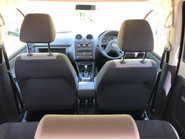 Volkswagen Caddy Maxi 2014 C20 LIFE TDI wheelchair & scooter accessible vehicle WAV 9