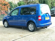 Volkswagen Caddy C20 LIFE TDI Wheelchair Accessible Vehicle 14