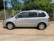 Kia Sedona 2009 3 CRDI wheelchair accessible vehicle WAV 13