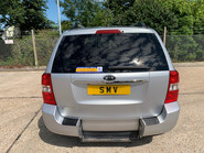 Kia Sedona 2009 3 CRDI wheelchair accessible vehicle WAV 14