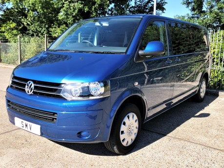 Volkswagen Transporter T30 TDI SHUTTLE SE Wheelchair Accessible Vehicle 16