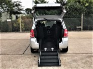 Vauxhall Zafira EXCLUSIV Wheelchair Accessible Vehicle 9