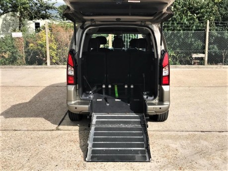 Peugeot Partner TEPEE S Wheelchair Accessible Vehicle 9