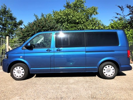 Volkswagen Transporter T30 TDI SHUTTLE SE Wheelchair Accessible Vehicle 2