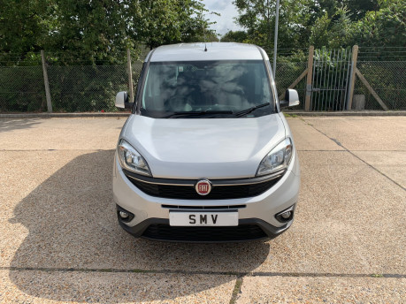 Fiat Doblo 2016 EASY wheelchair & scooter accessible vehicle WAV 13