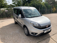 Fiat Doblo 2016 EASY wheelchair & scooter accessible vehicle WAV 1