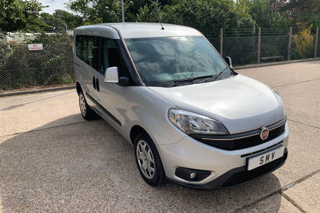 Fiat Doblo 2016 EASY wheelchair & scooter accessible vehicle WAV