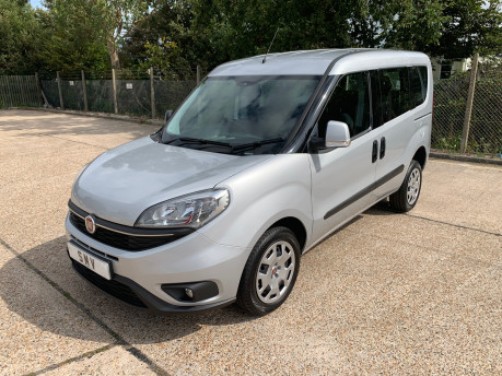 Fiat Doblo 2016 EASY wheelchair & scooter accessible vehicle WAV 14
