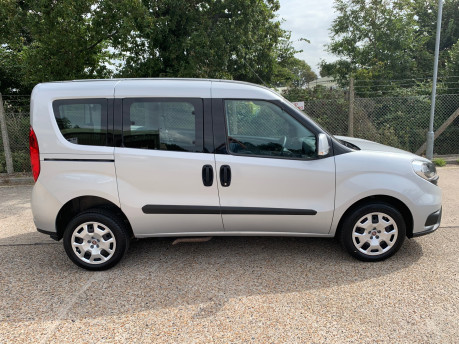 Fiat Doblo 2016 EASY wheelchair & scooter accessible vehicle WAV 15